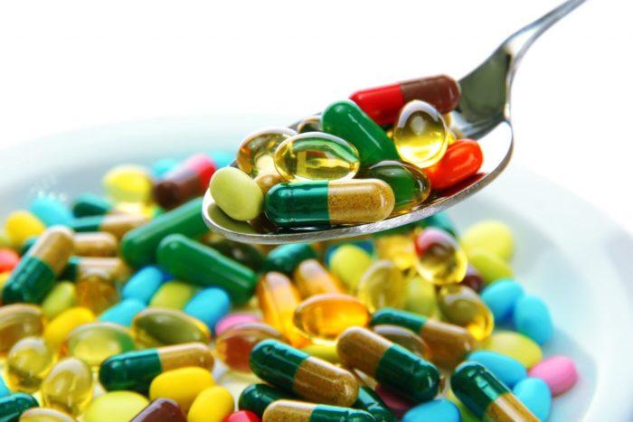 Биологические активные добавки из компонентов, полученных из гриба
