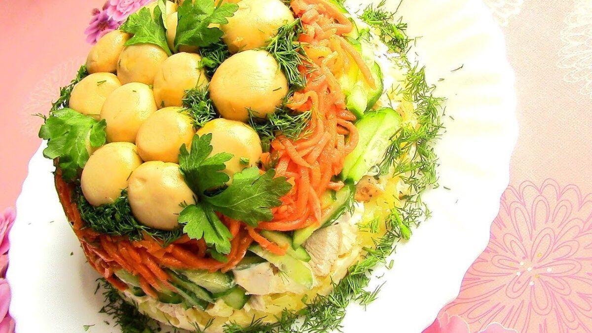 Морковка придает блюду более выразительный вкус