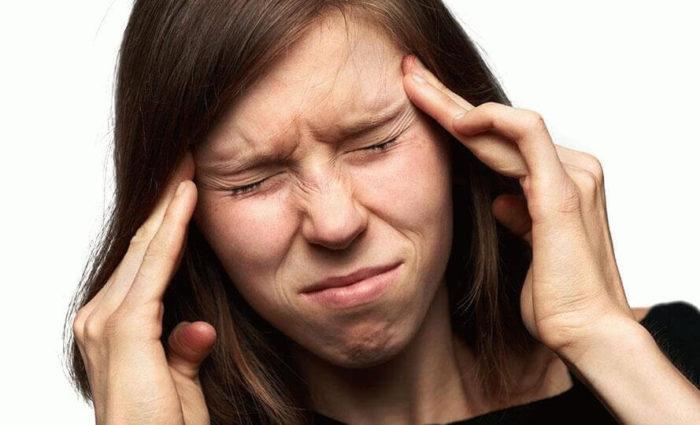 Головная боль после отравления бледной поганкой