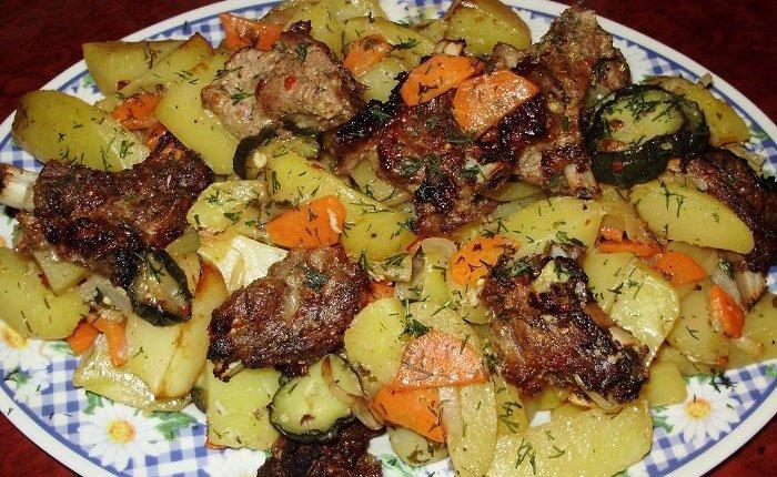Как готовить сыроежки с картошкой: рецепт