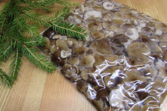 Как варить сыроежки перед заморозкой